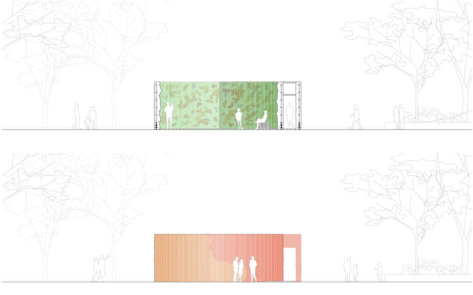 Nucleo-seccion-y-fachada